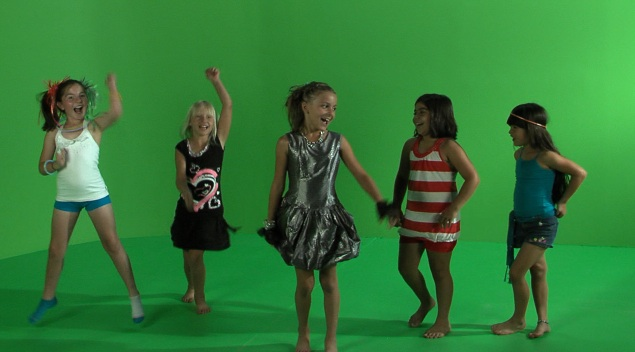 Scottsdale Studios Green Screen
