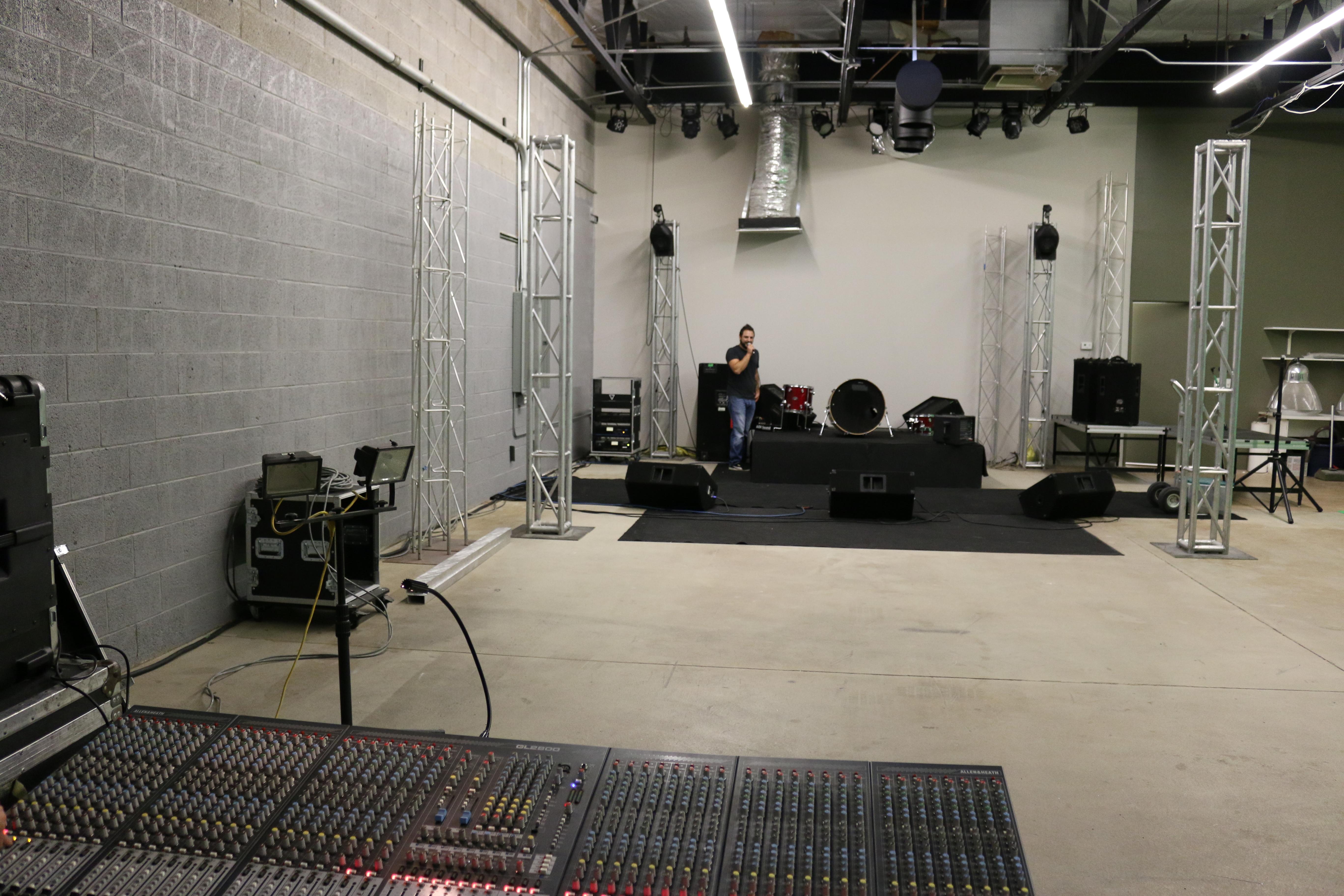 Scottsdale Studios Phoenix Arizona Az 6400 Sq Ft Pro