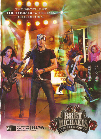 Scottsdale Studio Bret Michaels
